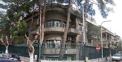 budova ZU Damasek