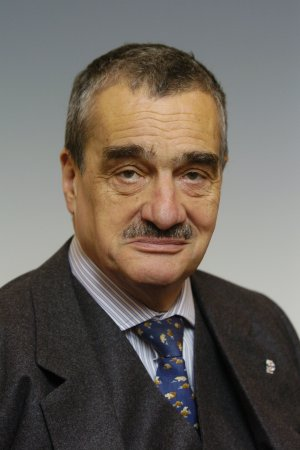 Minister of Foreign Affairs Karel Schwarzenberg