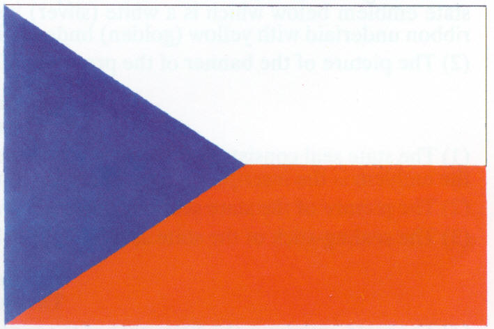 The State Symbols of the Czech Republic Embassy of the Czech