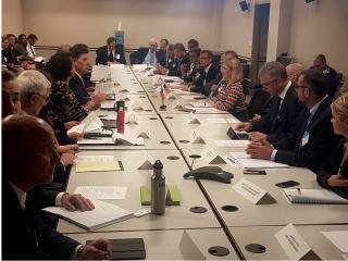Zasedání poradní rady Česko amerického centra pro spolupráci v civilní jaderné energetice