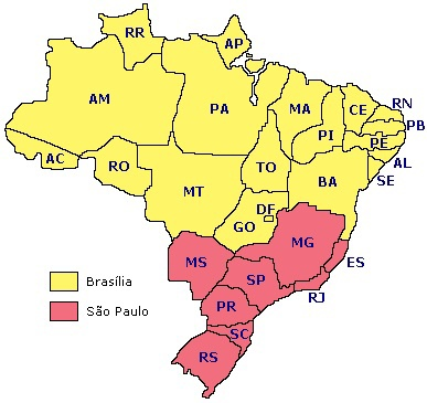 mapa do brasil estados. mapa do rasil estados.