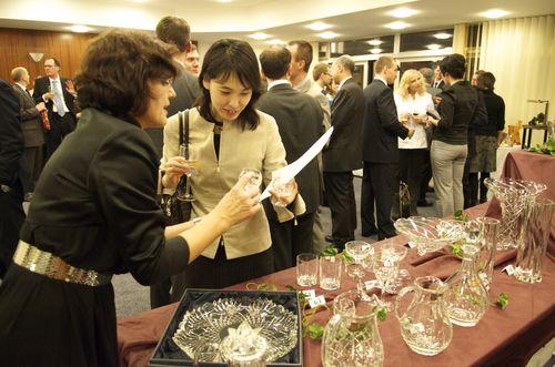 The Czech Crystal Glass Show 2012 Embassy Of The Czech