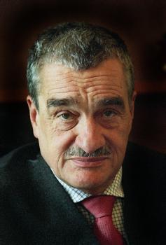 Official Photgraph of Minister Karel Schwarzenberg