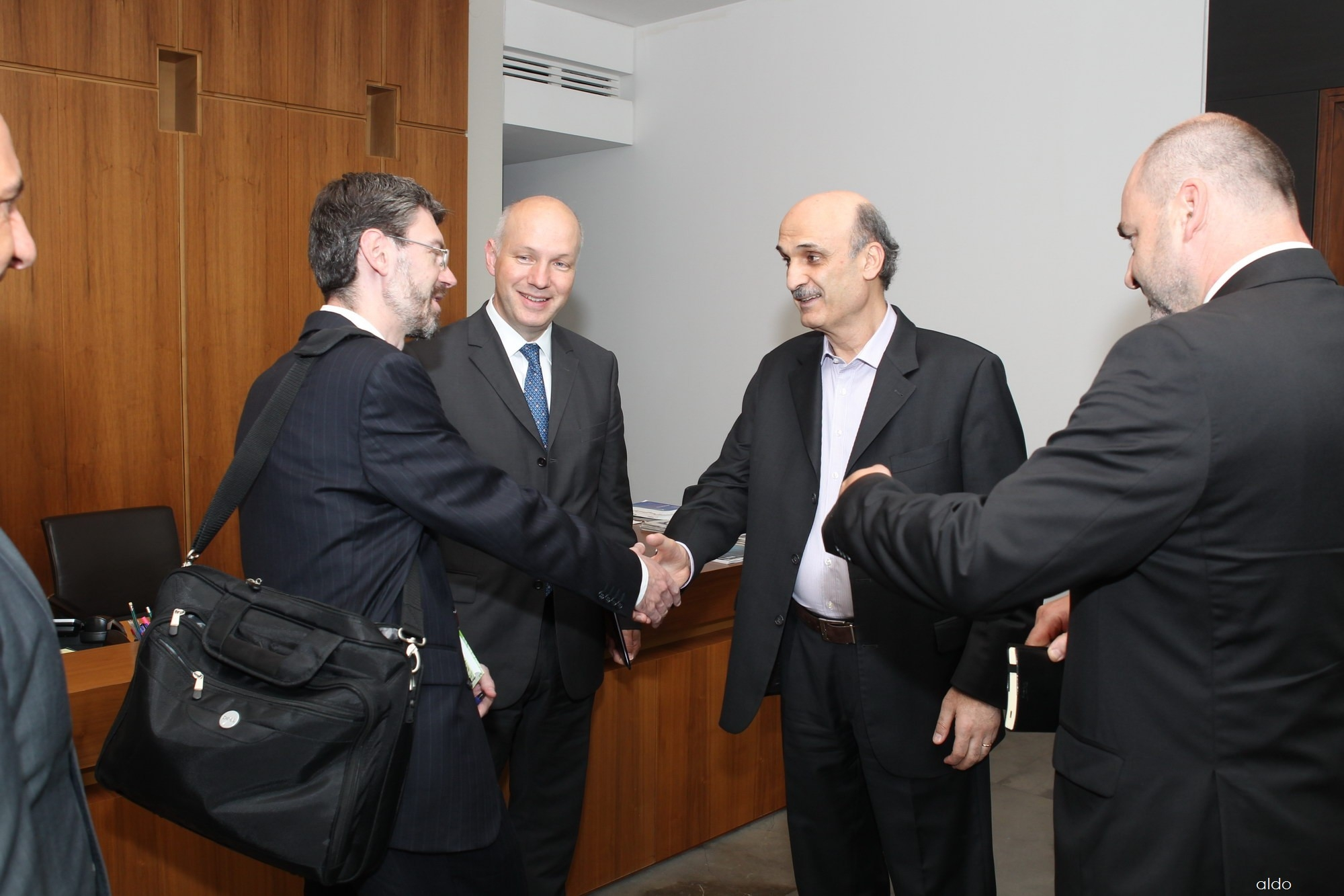 Visit of the Political Director of the MFA