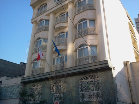 Czech Embassy in Tehran