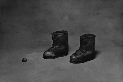 Shoes for Joseph Beuys 2007, Ivan Pinkava