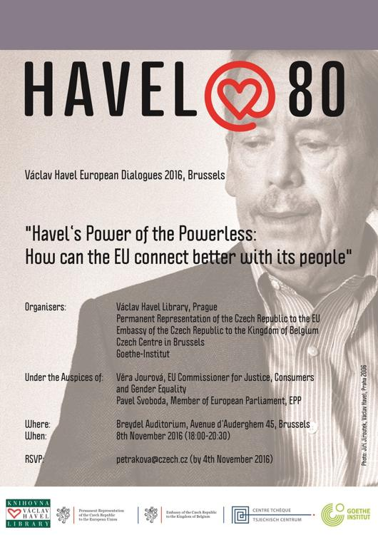 vaclav havel power of the powerless essay Vaclav havel library foundation fellowship essay: the heart of vaclav havel's the power of the powerless rests in his argument support the vaclav havel.