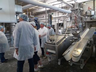 Prezentace pekárenských technologií