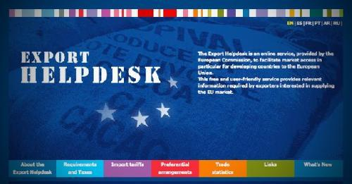 European Commission Launches New Trade Help Desk