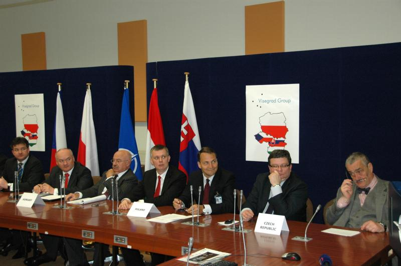 Signing ceremony in Brussels