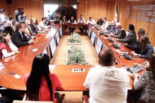 Návštěva v Kongresu Nayaritu
