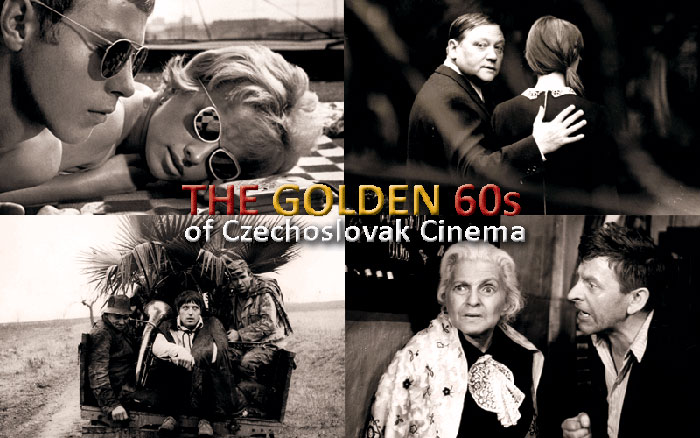 The Golden 60s of Czechoslovak Cinema