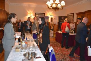 Prezentace Czech Wine Day v Londýně