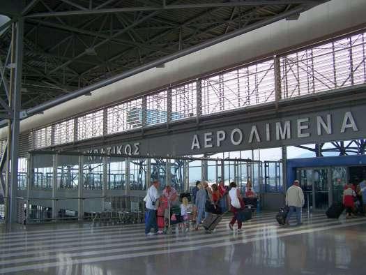 Soluňské letiště, do jehož modernizace budeinvestováno 95 mil. €