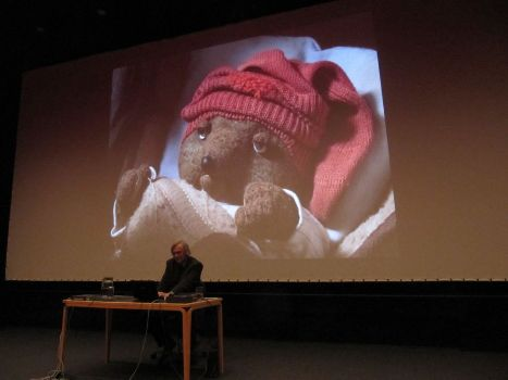 Czech animator Jiří Barta presented his new film In the Attic
