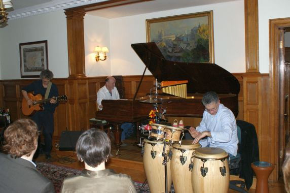 M.Kratochvil Trio performance