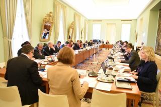 Náměstek Tlapa předsedal zasedání Rady pro zahraniční rozvojovou spolupráci
