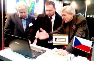 Agro fórum Česká republika – Ukrajina v Kyjevě (15. 2. 2017)