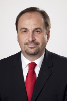 Official Photo of Minister Jan Kohout