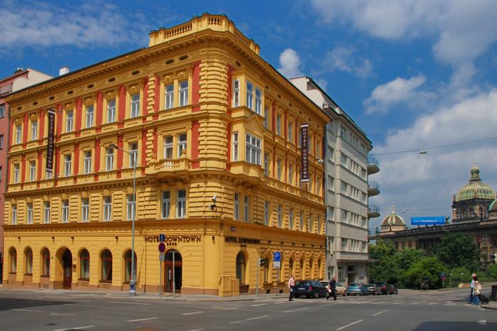 Kosher Hotel Prague