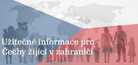 Webové stránky pro zahraniční záležitosti