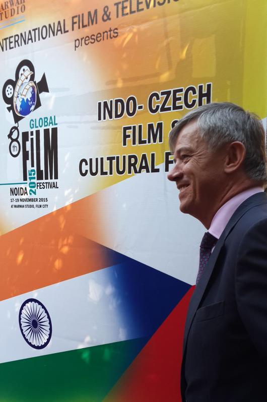Czechs At 8th Global Film Festival Noida Embassy Of The Czech