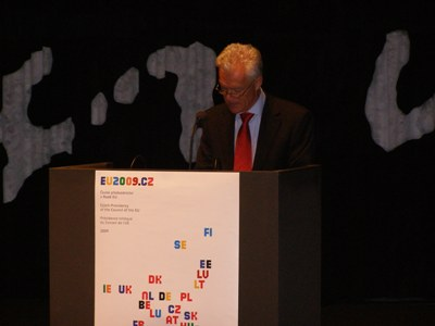 Chefen for Europakommissionens repræsentation i Danmark Jan Høst Schmidt.