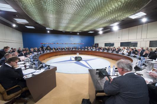 NATO Ministerial Meeting