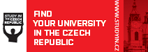 Find your university in the Czech Republic