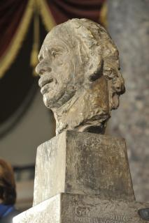 V.Havel Bust in the US Capitol