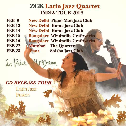 ZCK Band India Tour