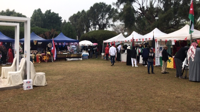 The Czech Embassy participated in the Kuwait Market   Embassy of the