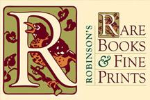 Robinson's Rare Books and Fine Prints