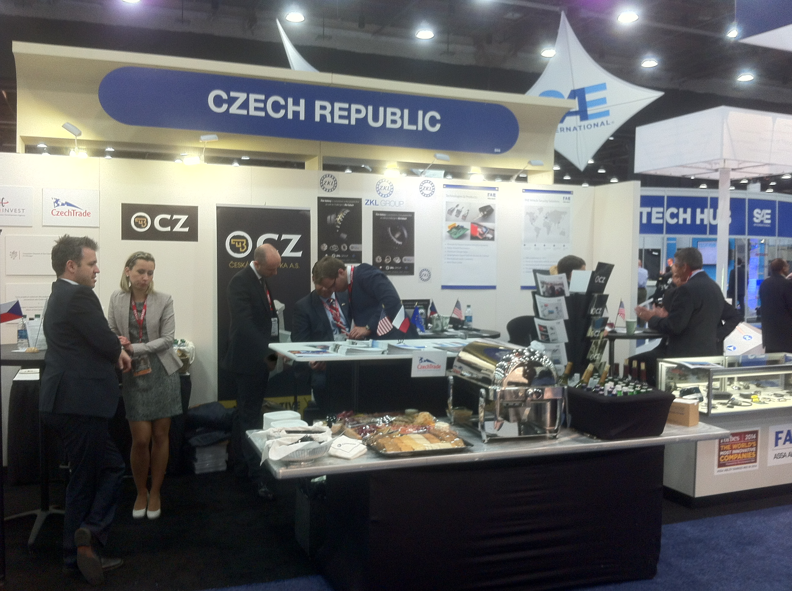 Czech participation at SAE World Congres & Exhibition April 21 – 23