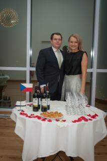 Presentation of national wines