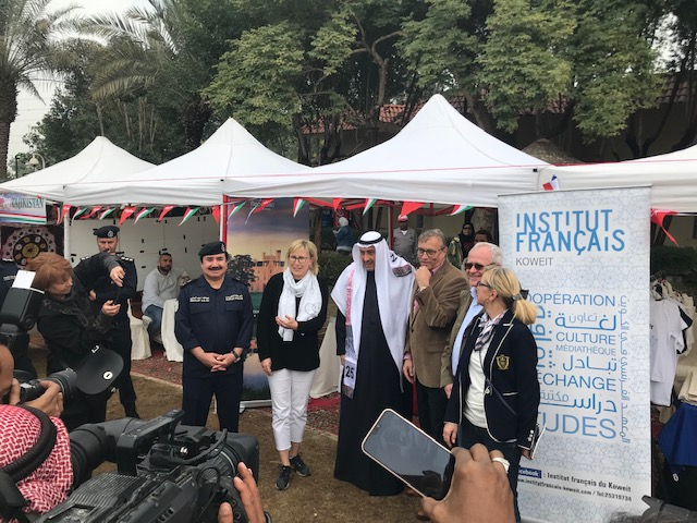 The Czech Embassy participated in the Kuwait Market | Embassy of the