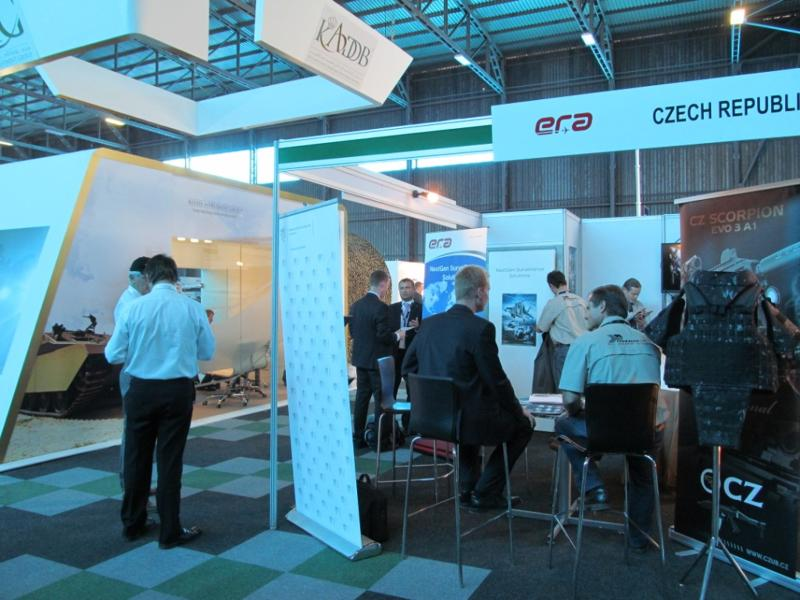 Czech companies at Africa Aerospace and Defence 2014, 17-21