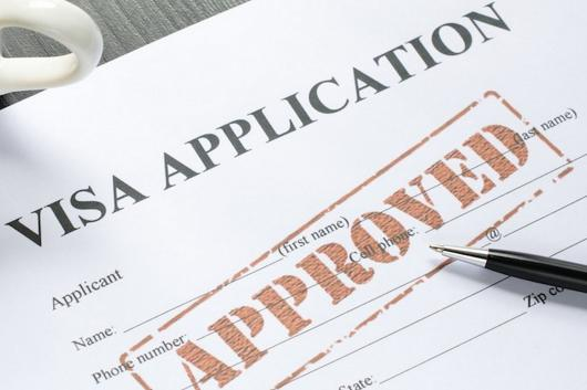 Long term visa and long term residence permit submission | Embassy
