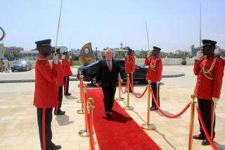 Ambassador Mikeš presented his letters of credence in Djibouti