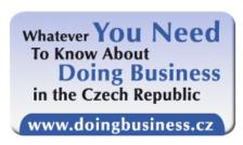 Doing Business in the Czech Republic