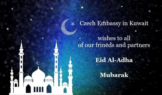 Embassy will be closed during the Eid-al-Adha Holiday