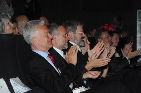 Publikum. Foto: Hasse Ferrold