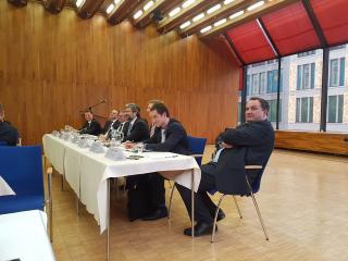 Česko-braniborské energetické fórum v Berlíně - NM MPO V. Bärtl a braniborský ministr hospodářství A. Gerber v čele panelu