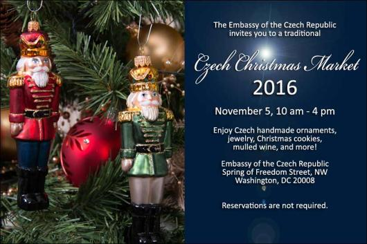 czech christmas market - Christmas In Washington