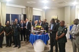 Koktejl pro ozbrojené síly Pobřeží Slonoviny