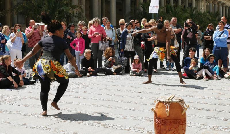 Ghana Dance Ensemble Performing at Dance Prague Festival | Embassy