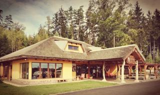 Galerie a kavárna Original Afrika Dolní Třebonín u Českého Krumlova