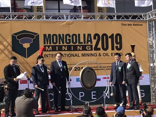 Czech companies at the 2019 Mongolia Mining Expo | Embassy