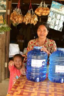 Cambodia: Affordable Drinking Water for Villages in Ou Rei, Implementer Lien Aid,