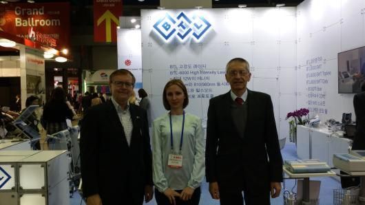 International Fair for Medical Technology KIMES 2016 in